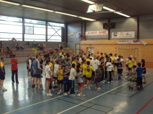 tournoi parents enfants
